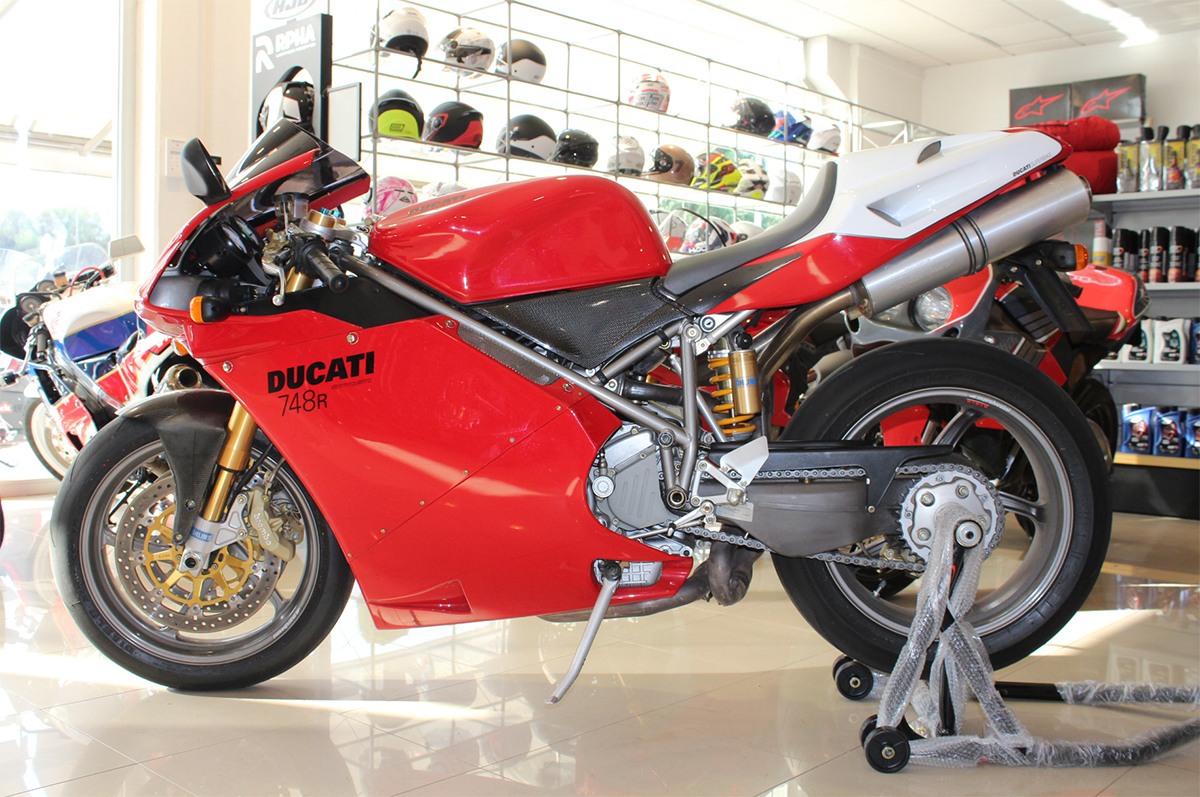 DUCATI 748 R LIMITED EDITION