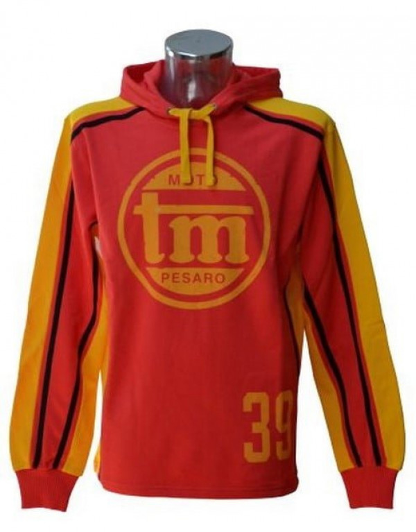 SUDADERA TM RACING VINTAGE